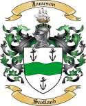 Jameson Family Crest from Scotland