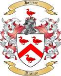 Jarrier Family Coat of Arms from France2