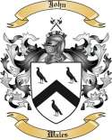 John Family Crest from Wales