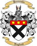 Jonsombe Family Crest from England2