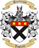 Jonstoomb Family Coat of Arms from England2