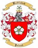 Kadlubek Family Crest from Poland