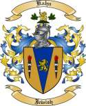 Kahn Family Coat of Arms from Jewish
