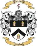 Kairdwell Family Coat of Arms from England