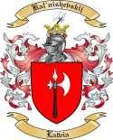 Kal'nishevskij Family Crest from Latvia