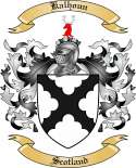 Kalhoun Family Crest from Scotland