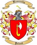Kamensky Family Coat of Arms from Poland
