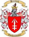 Karnisch Family Crest from Czechoslovakia