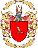 Kautzer Family Crest from Germany
