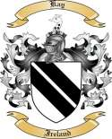 Kay Family Coat of Arms from Ireland