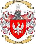 Kellereskie Family Crest from Poland