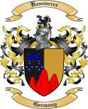 Kemmerer Family Crest from Germany3