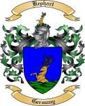 Kephart Family Coat of Arms from Germany
