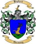Kephart Family Crest from Germany