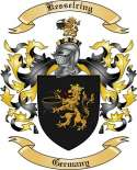 Kesselring Family Crest from Germany2