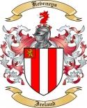 Keveneys Family Coat of Arms from Ireland