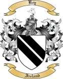 Key Family Coat of Arms from Ireland2