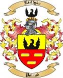 Kieltyka Family Crest from Poland