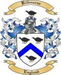 Kilbourne Family Coat of Arms from England