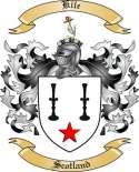 Kile Family Crest from Scotland