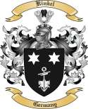 Kinkel Family Coat of Arms from Germany2