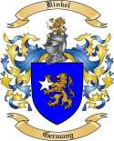 Kinkel Family Coat of Arms from Germany