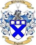 Kirkepatrike Family Crest from England2