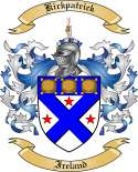 Kirkpatrick Family Coat of Arms from Ireland