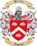 Klaxton Family Coat of Arms from England2