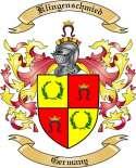 Klingenschmied Family Crest from Germany2