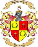 Klingensmith Family Coat of Arms from Germany2