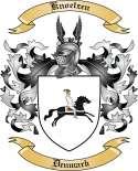 Knoetzen Family Crest from Denmark