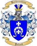 Kochanowicz Family Crest from Poland