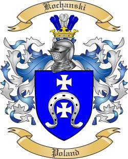 Kochanski Name Meaning & Kochanski Family History at ...