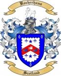 Kocherhans Family Crest from Scotland