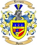 Lacayos Family Crest from Spain