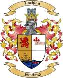 Lachlan Family Crest from Scotland