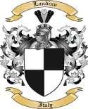 Landino Family Coat of Arms from Italy2