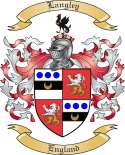 Langley Family Coat of Arms from England