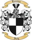 Lannino Family Crest from Italy2