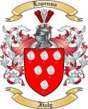 Lapenna Family Crest from Italy2