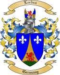 Leeden Family Crest from Germany