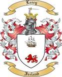 Leery Family Coat of Arms from Ireland