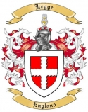 Legge Family Crest from England