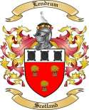 Lendrum Family Coat of Arms from Scotland