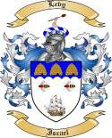 Levy Family Crest from Israel