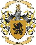 Lews Family Coat of Arms from Wales2
