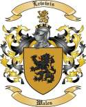 Lewwis Family Crest from Wales2