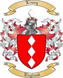 Limey Family Crest from England