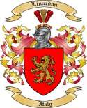 Linardon Family Crest from Italy